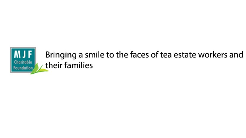 Bringing a smile to the faces of tea estate workers and their families