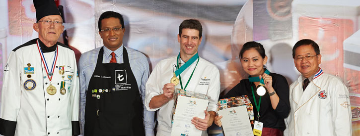 Dilmah RHT Thailand: The Winners!