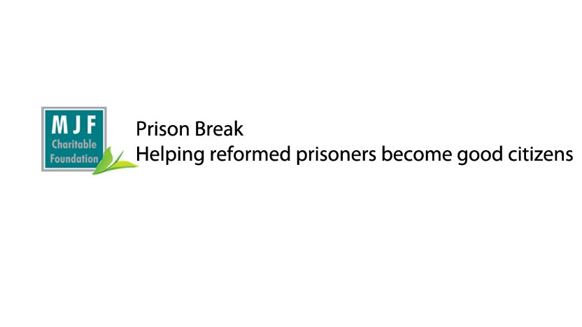 Prison Break – helping reformed prisoners become good citizens