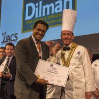Dilmah Tea at the WACS WorldChefs Congress...