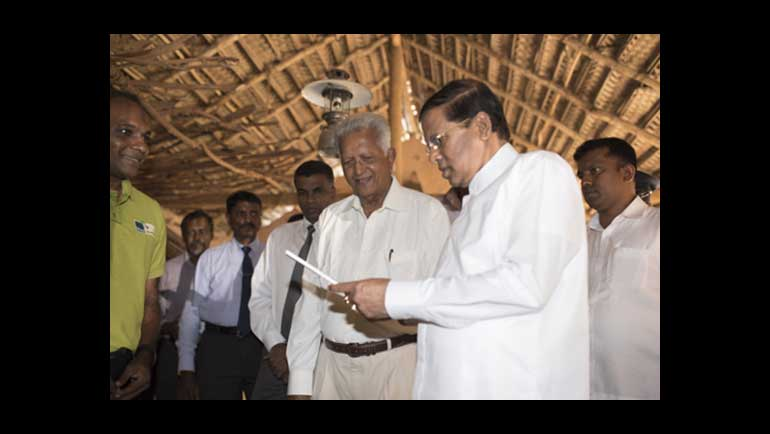 Dilmah Conservation launches their latest publication 'Hela Batha Asiriya' (The Great Sri Lankan Agricultural Tradition)