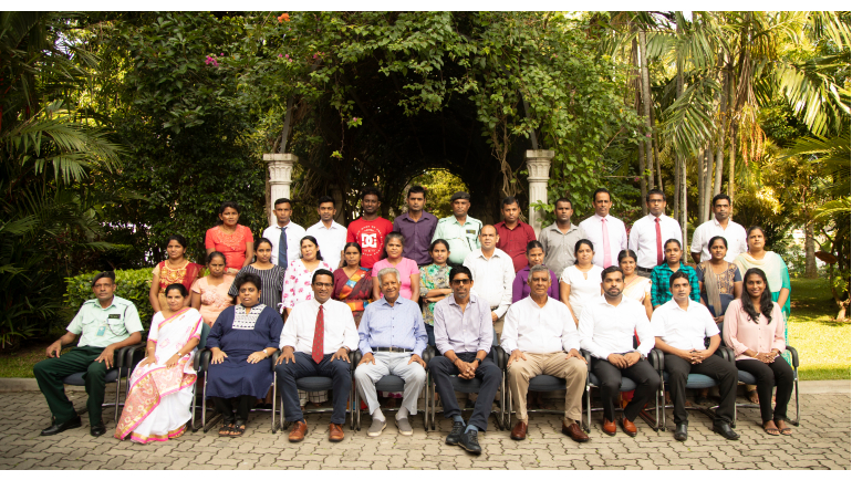Dilmah Tea recently appreciated employees who have spent 10 years or more with the company.