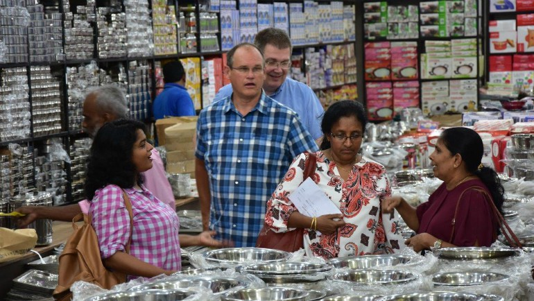 Dilmah's Swedish Partner continues to support local communities in Sri Lanka