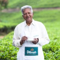 """Kompanijos """"Dilmah"""" įkūrėjas pagerbtas 2015 m. Verslo..."""