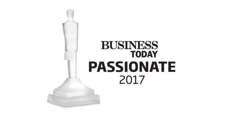 Business Today 'Passionate' 2017 recognises those pioneering figures who have persevered during challenging times, continuously...