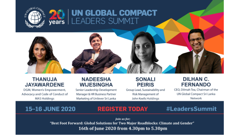 United Nations Global Compact 20th Anniversary Leaders Summit