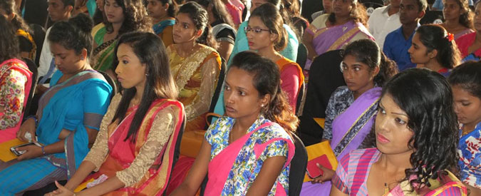 MJFCF's Curtiss Institute for Design empowers 40 underprivileged Sri Lankans with essential skill set