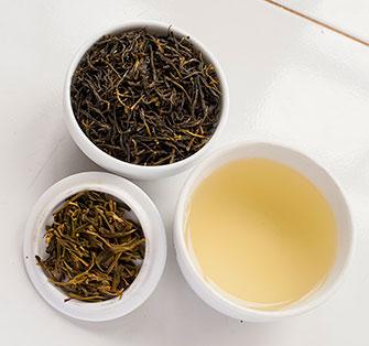 Dilmah's Limited Edition Seasonal Flush Green Tea...