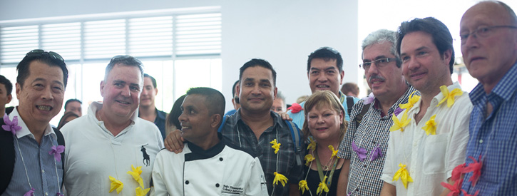 Empowerment through culinary education