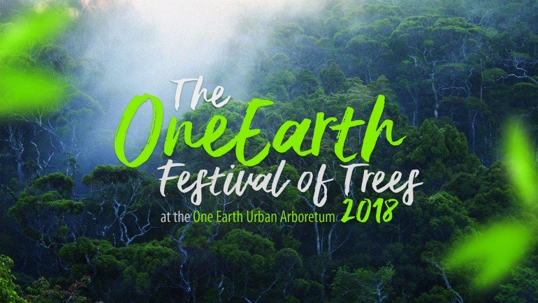 The One Earth Festival of Trees