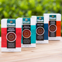 Dilmah Gourmet Teas Re-launched