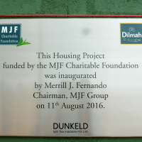 Dilmah brings help and hope for more families at Dunkeld Estate