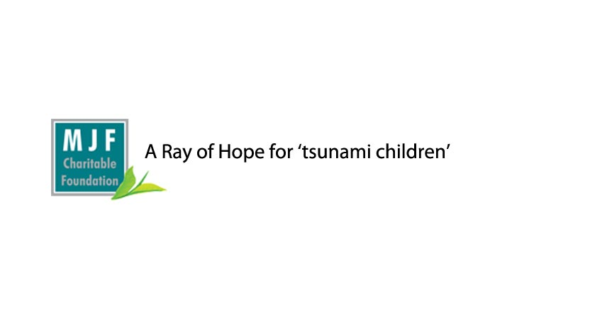 A Ray of Hope for 'tsunami children'