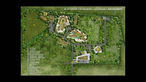 Naujas MJF orumo ir tvarumo įgalinimo centras...