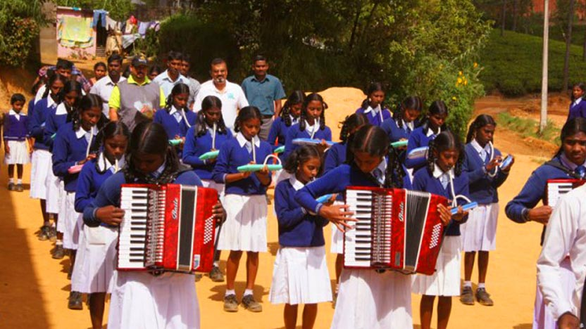 Strengthening development at Carlebeck Tamil Vidyalaya