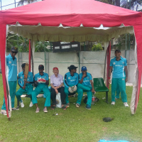 First round of the Dilmah National Blind Cricket tournament completed successfully