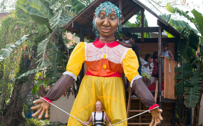 Celebrating The Magic of Giant Puppets