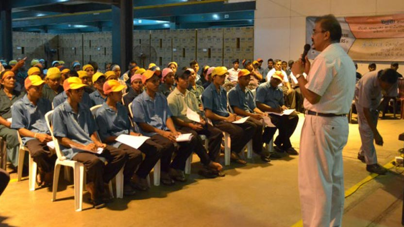 Creating Awareness on Reproductive Health for Dilmah Employees