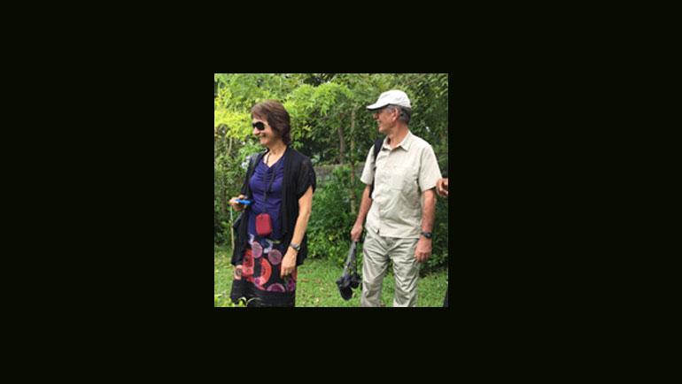 International Biodiversity Expert in Sri Lanka for Biodiversity Day