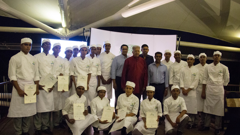 The third intake of Empower Culinary & Hospitality School graduated on the 31st of March,...