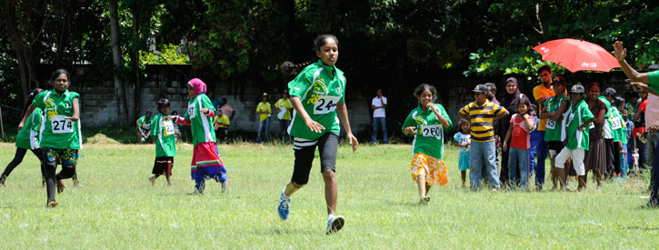 Dilmah helps empower differently-able in sport