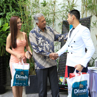 Passion makes success'  - Dilmah Founder,...