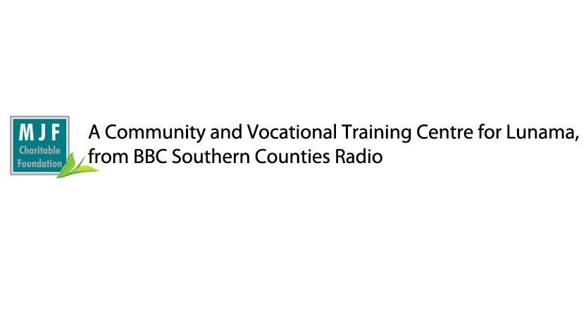 A Community and Vocational Training Centre for Lunama, from BBC Southern Counties Radio