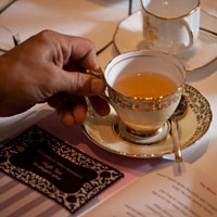 Entries for Dilmah's Real High Tea challenge...