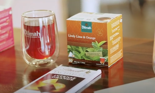 Find a Magical Pairing with Dilmah Inspiration Selection and Lindt...