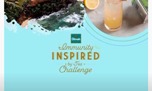 Overall Winners Immunity Inspired by Tea Challenge