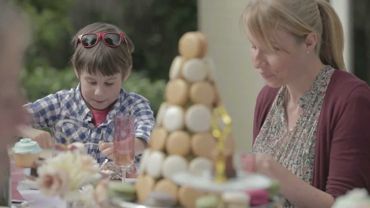 Lorrain Elliot in pursuit of the perfect High Tea -...