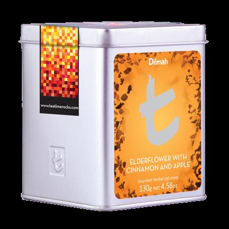 t-Series Elderflower with Cinnamon and Apple