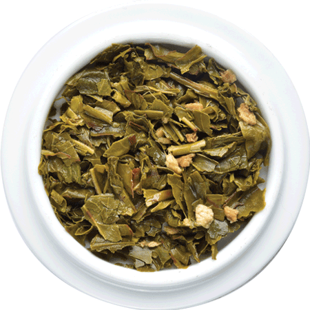 Ceylon Green Tea with Lychee and Ginger