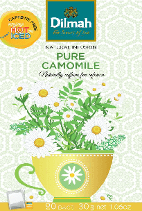 Natural Infusion Pure Camomile