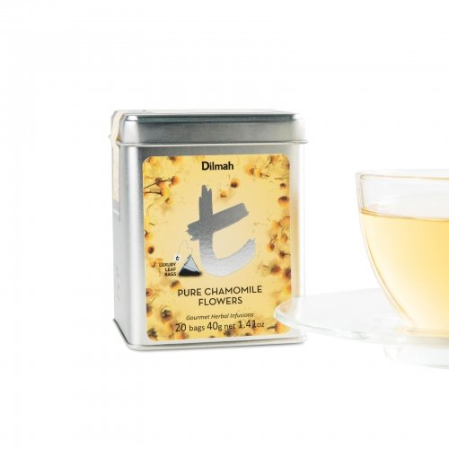 t-Series Pure Chamomile Flowers