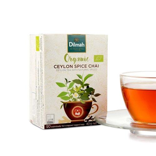 Organic Ceylon Spice Chai