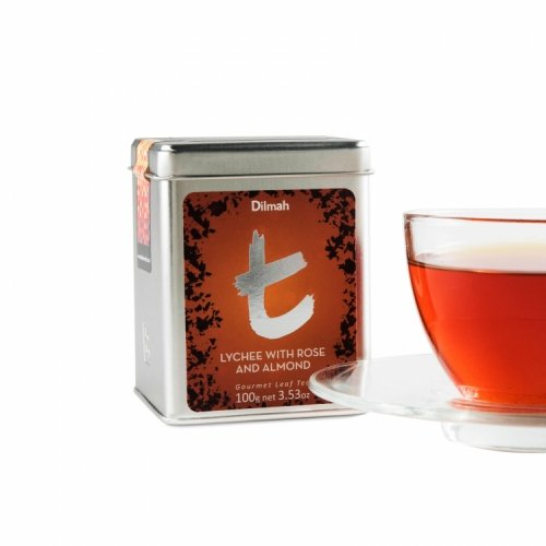 t-Series Lychee with Rose & Almond