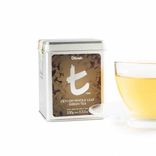 t-Series Ceylon Whole Leaf Green Tea