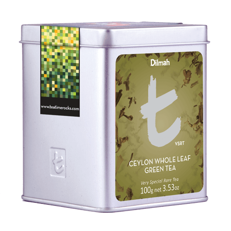 Ceylon Whole Leaf Green Tea