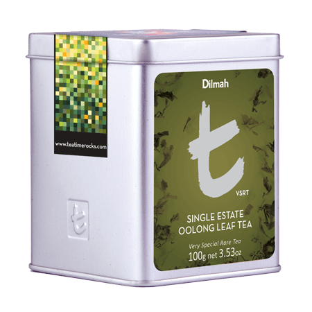 Single Estate Oolong Leaf Tea