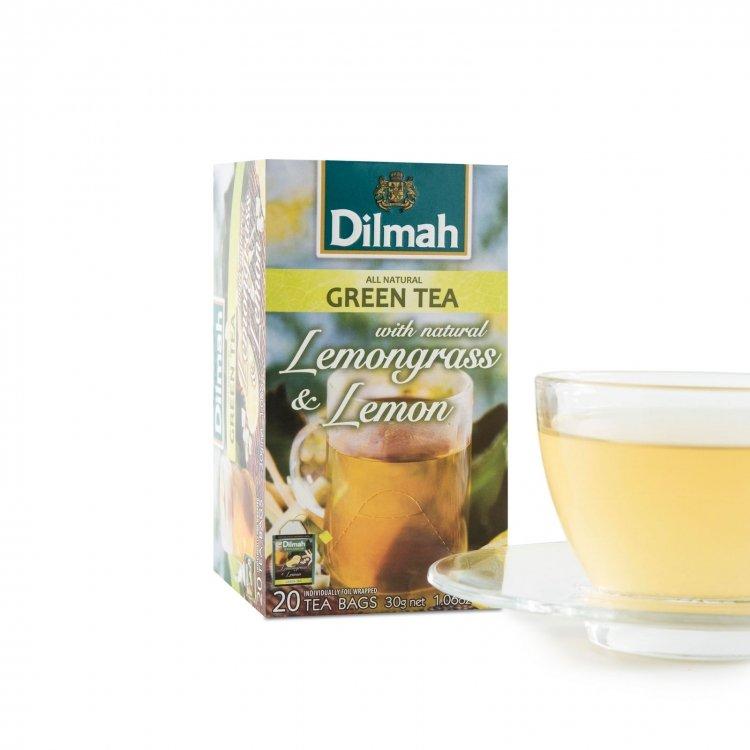 Lemongrass & lemon