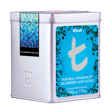 t-Series Natural Infusion of Blueberry and Clove