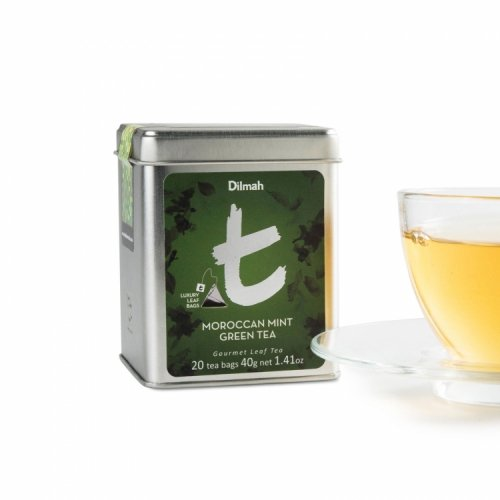 t-Series Moroccan Mint Green Tea