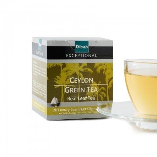 Exceptional Ceylon Green Tea