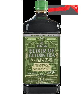 Elixir of Ceylon Tea Green Tea with Jasmine Flavour