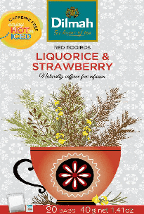 Red Rooibos Liquorice & Strawberry