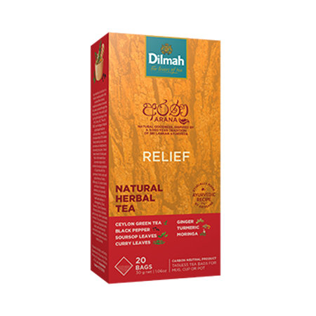 Relief Natural Herbal Tea