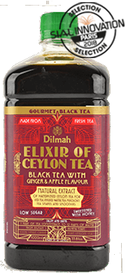 Elixir of Ceylon Tea Black Tea with Ginger and Apple