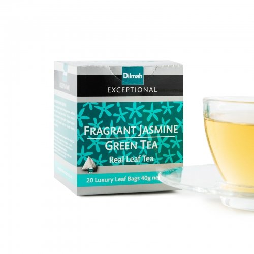 Exceptional Fragrant Jasmine Green tea