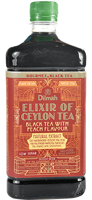 Elixir of Ceylon Tea Black Tea with Peach